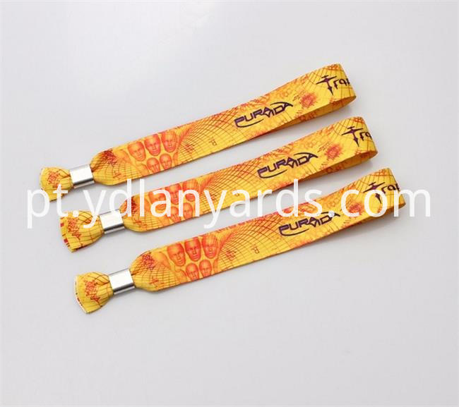 Dye Sublimation Bracelets